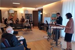한국-덴마크 코로나19 대처방안 국제 워크샵 개최